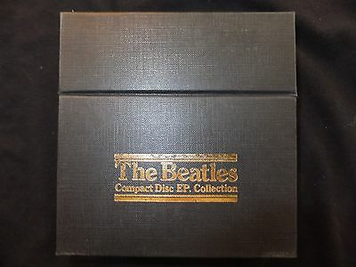 Coffret 15 Cd The Beatles / Compact Disc Ep Collection /