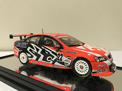 Classic Carlectables 1:43 Holden Commodore VE #22 Todd Kellys Yaer 2007