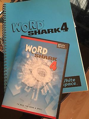 Word Shark 4. 05 PC CD Childrens' Educational Software