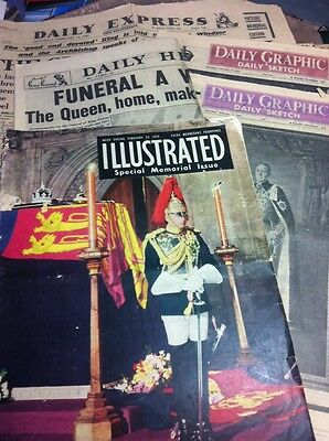Old News Papers Royal