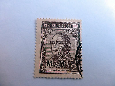 Argentina Stamp Variety Or Error ! Low Price #103