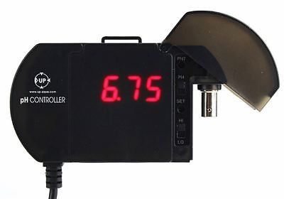 Latest UP High Precision pH Controller for Planted Tank - With pH Electrode