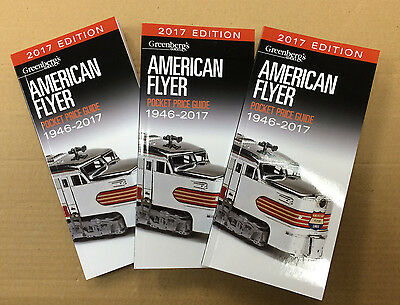 2017 Edition...american Flyer Price Guide...get One Now!.....................f16