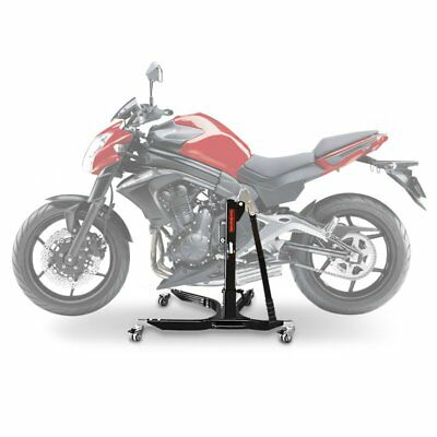 Motorbike Central Stand Paddock Lift ConStands Power Kawasaki ER-6n 12-16 dolly