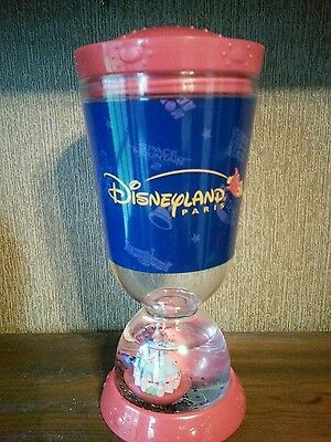 Mickey Mouse tumbler from Disneyland Paris
