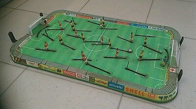Vintage 1960`s West Germany Technofix Europa Cup 305 Tinplate Football Game