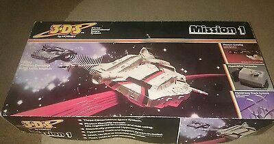 retro game 3-D-S mission 1 by Hornby
