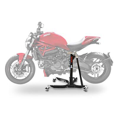 Motorbike Dolly Stand Paddock Lift Ducati Monster 1200/ S 14-16 Mover