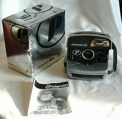 Polaroid P600 Instant Camera Boxed with Instructions