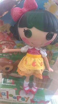 Lalaloopsy Large Snowy Fairest Doll