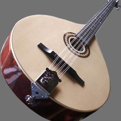 Irish Bright Bouzouki, pick-up and EQ-System, made of solid wood