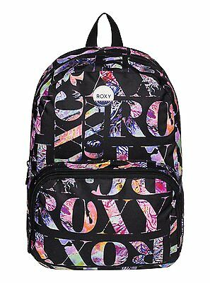 Roxy™ Always Core - Small Backpack - Mochila Pequeña - Mujer - ONE SIZE - Negro