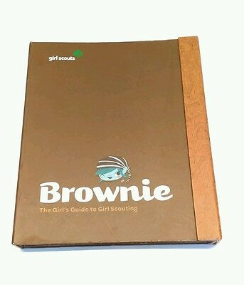 Girl Scouts Guide to Brownies Book Never Written in BROWNIE GIRL SCOUT GUIDE