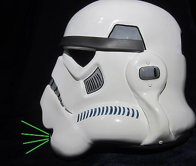UKSWRATH Stormtrooper Audio System with Voice Modulation, Movie Accurate Hovis