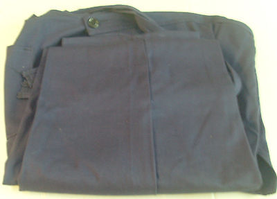 Steam Footplate Crews New Bib & Brace Overalls - Size 44 Quality British Made