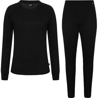 Rukka Mark Men's Black Textile All Year Base Layer Top & Bottom Set