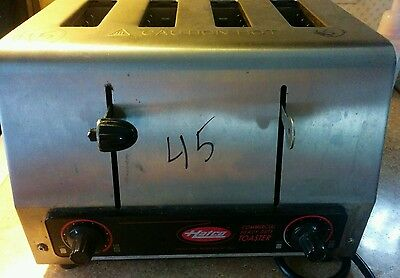 Hatco TPT-208 4 Slice Commercial Toaster - Used