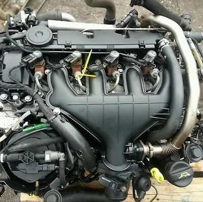 peugeot expert Dispatch 2.0 hdi 16v Engine RHK 66000 miles 895 Complete