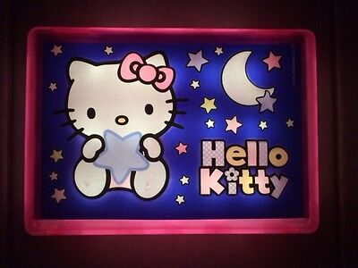 Lampe murale à LEDs Hello Kitty