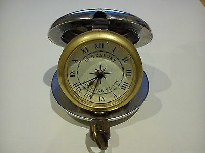 The Dalvey Voyager Travel Clock