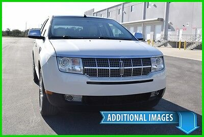 2008 Lincoln MKX SUV - NAVIGATION! PANO ROOF! - BEST DEAL ON EBAY! MKX infiniti fx35 chevy equinox ford edge escape volvo xc90 bmw x5 cadillac srx