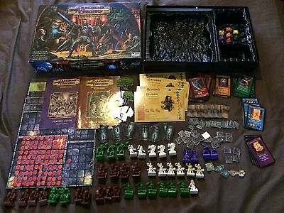 Dungeons & Dragons board game WOTC Hasbro Parker D&D