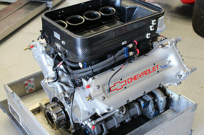 GM GEN II 3.5L 2002 IRL Race Car Engine - Fresh and Complete