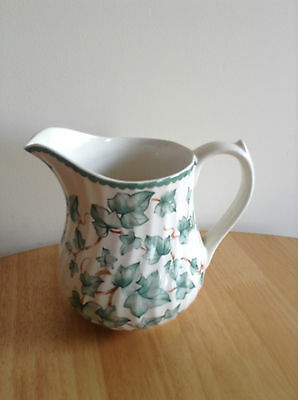 Bhs Country Vine Large Pint Jug British Home Stores Discontinued
