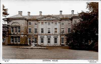 Postcard of Sledmere House, East Yorkshire