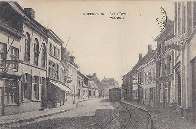 Poperinghe: Rue d'YPRES