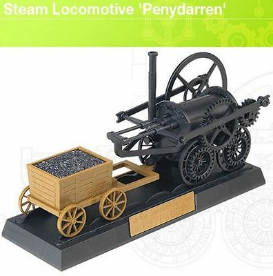 Academy Educational Kit - Trevithick's First Steam Locomotive penydarren