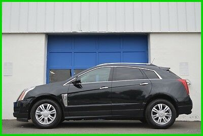 2014 Cadillac SRX Luxury Collection Navi Leather Pano Moonroof +More Repairable Rebuildable Salvage Runs Great Project Builder Fixer Easy Fix Save