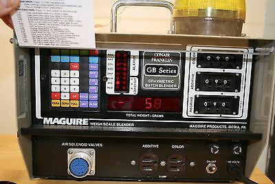 Maguire Weigh Scale Blender Controller Conair MPI