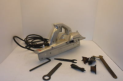 Rockwell 226 Porta-Plane With Metal Case & Tools