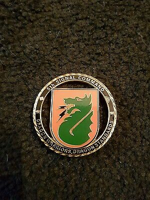 us challenge coin 5th signal