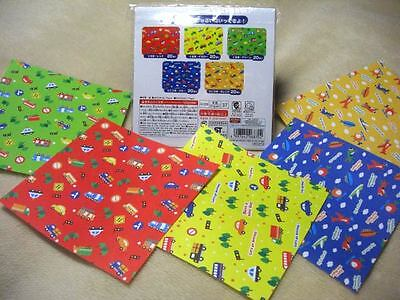 Japanese Paper Origami Design Paper Brand-New 5 Color 100 sheets JAPAN LIMITED
