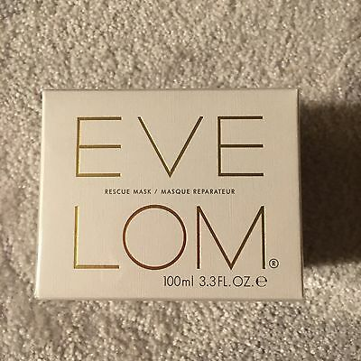 1 PC EVE LOM Cleanser 100ml, 3.3oz Skincare Cleansers Makeup Removers NEW RRP£55