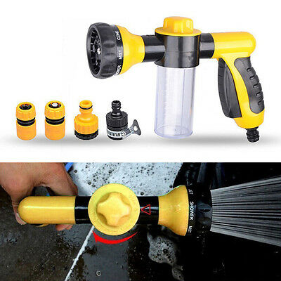 Universal Auto Car Clean Foam Water Gun Washer Water Gun High Pressure Spray