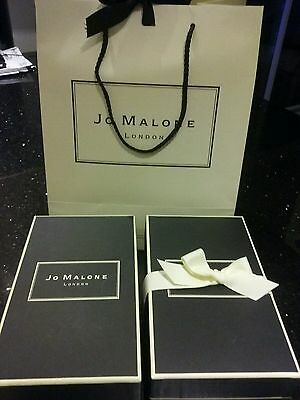 Jo Malone Boxes x2 with Bag & Tissues