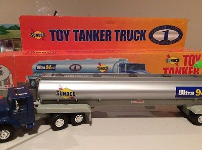 Sunaco Limited Edition Collectors Series Toy Tanker Truck