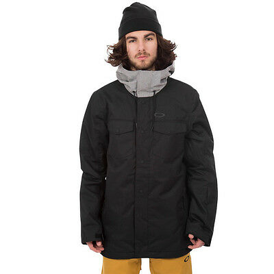 Oakley Division 2 Biozone Insulated Mens Snow Jacket