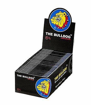 The Bulldog Amsterdam Rolling Papers One 1/4 - Box of 50