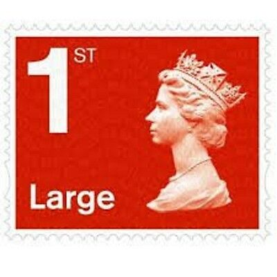 Large Letter 1st Class First Class Stamps Royal Mail Post Office