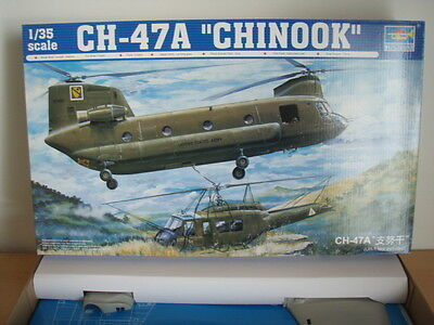 Trumpeter Ch- 47A Chinook 05104 1:35