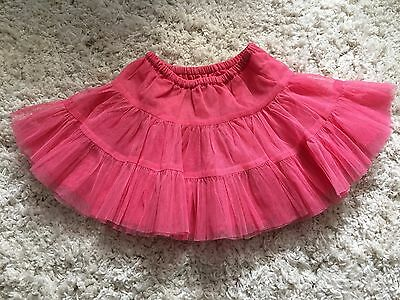 Old Navy Toddler Girl Pink Tutu with Diaper Cover Size 18-24 Months