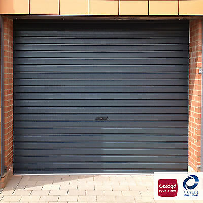 GDS Duraroll Roller Garage Door to fit 7x7 opening (ANTHRACITE RAL7016)
