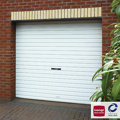 GDS Duraroll Roller Garage Door to fit 7x7 opening (WHITE BS00E55)