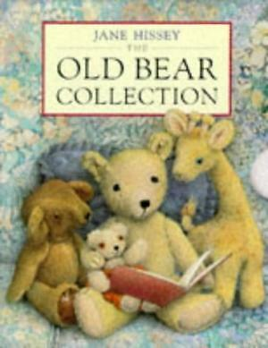 The Old Bear Collection 5 Books Set By Jane Hissey