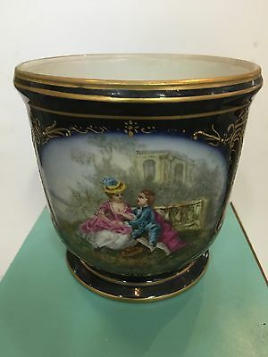 Hand painted Finger Bowl 19th Century