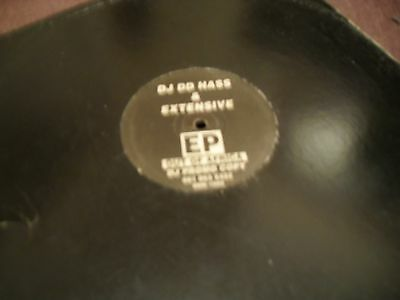 "DJ DD Hass + Extensive - EP Out Of Africa - 12"" Single Promo 1992"